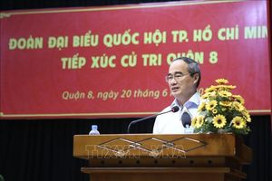 Karaoke 'dạo' và vấn nạn ma túy 'nóng' buổi tiếp xúc cử tri tại TP Hồ Chí Minh