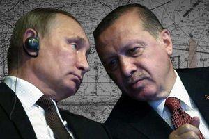 Nắm trong tay 'quân bài tẩy' S-400, Nga vừa 'buộc tay' Thổ Nhĩ Kỳ ở Idlib, vừa 'trói chân' Iran ở Syria?