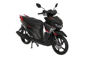 Xe ga Yamaha 125cc, giá hơn 34 triệu, cạnh tranh với Honda Click