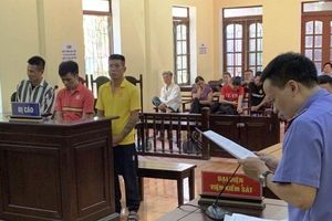 Thanh Hóa: Xét xử các đối tượng gây rối trật tự tại cảng hàng không Thọ Xuân