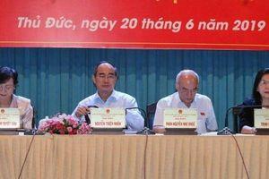 Bí thư Thành ủy TP.HCM nói gì về sai phạm của ông Đoàn Ngọc Hải?