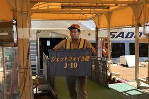 Nhật Bản dùng tàu siêu tốc để giao hải sản tươi