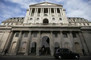 BoE giữ nguyên lãi suất