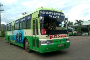 Rà soát đề án phát triển xe buýt tại Bình Định