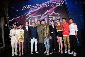 Henry trong buổi họp báo phim Chinh đồ, ngày 22/11 hứa hẹn sẽ chứng kiến trái tim nhiệt huyết ban đầu không đổi