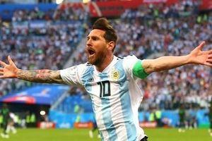 Thi đấu thiếu thuyết phục, Messi vẫn tự tin cùng đội nhà đi tiếp