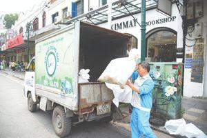 Hà Nội hướng đến 'xanh - sạch - đẹp': Quản lý chặt nguồn phát thải rác