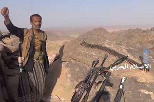 Kinh khủng quân Houthi diệt 50 binh sĩ, tiếp tục chiến dịch trên đất Arab Saudi
