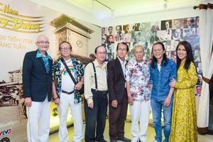 Chương trình truyền hình đi xuyên qua các giai đoạn của âm nhạc Việt