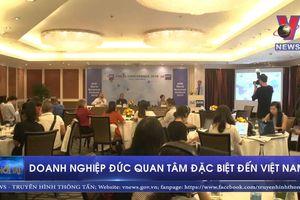 Doanh nghiệp Đức quan tâm đặc biệt đến Việt Nam