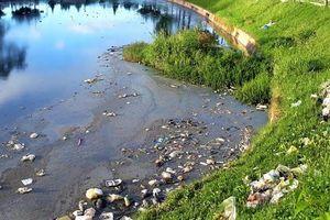 Đà Lạt: Hồ Đội Có bốc mùi hôi thối khủng khiếp vì ngập rác thải, du khách kêu trời