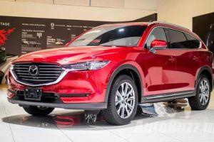 Thông số kỹ thuật của SUV 7 chỗ Mazda CX-8 có gì đáng chú ý?