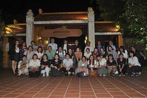 26 doanh nghiệp lữ hành Nhật Bản khảo sát du lịch Hà Nội