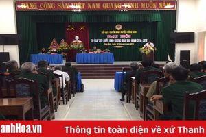 Đại hội thi đua 'Cựu chiến binh gương mẫu' huyện Đông Sơn lần thứ VI, giai đoạn 2014 – 2029