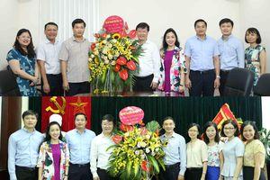 Thứ trưởng Nguyễn Đức Trung chúc mừng Ngày Báo chí Cách mạng Việt Nam