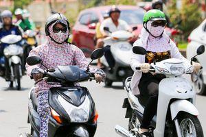 Thời tiết ngày 20/6: Hà Nội nắng nóng gay gắt