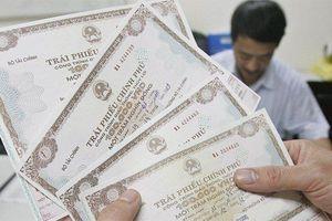 Huy động được 2.000 tỷ đồng qua phiên đấu thầu trái phiếu Chính phủ