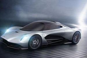 Aston Martin công bố tên gọi chính thức của mẫu hybrid AM-RB 003 mới