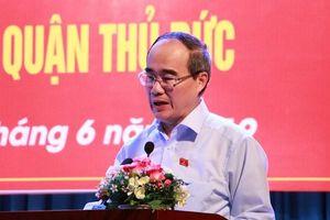 Bí thư Nguyễn Thiện Nhân: 'Ông Đoàn Ngọc Hải có sai phạm khi làm Phó chủ tịch quận 1'