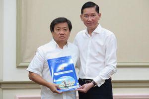Bí thư Thành ủy TP.HCM: Về nguyên tắc, ông Đoàn Ngọc Hải vẫn phải đi làm