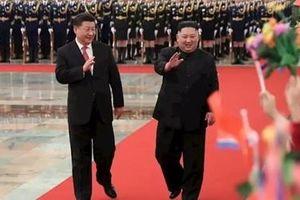 Ông Tập hứa bảo vệ lợi ích của Triều Tiên trước Mỹ