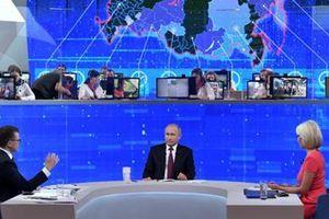 Tổng thống Putin đưa vấn đề Mỹ-Trung vào đối thoại trực tuyến