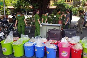 Bắt hàng tấn ma túy tại TPHCM: Hải quan và Công an tấn công tổng lực