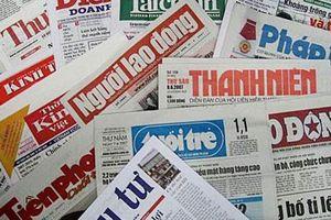 Báo chí chính thống phải trở thành dòng thông tin chủ lưu