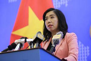 Tàu Việt Nam 'thực hiện nghĩa vụ quốc tế' khi cứu ngư dân Philippines