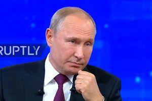 Tổng thống Putin khẳng định tầm quan trọng của các dự án quốc gia