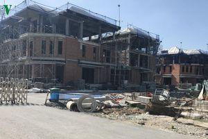 TPHCM: Sẽ xử phạt hành chính vụ xây 'chui' 110 biệt thự chưa giao đất