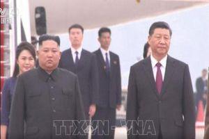 Lãnh đạo Trung Quốc và Triều Tiên hội đàm