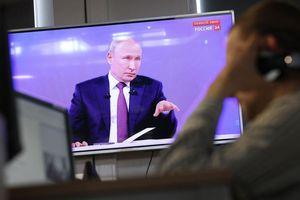 Tổng thống Putin: Trừng phạt Nga, EU mới là bên chịu thiệt