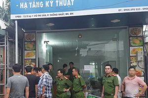 Khám nhà người gọi giang hồ vây xe chở công an Đồng Nai
