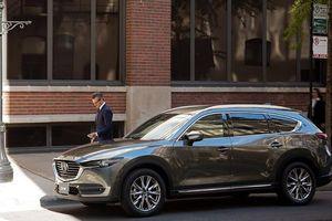 Mẫu Mazda CX-8 sắp ra mắt có gì mới
