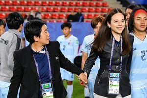 Trưởng đoàn Thái Lan chia tay tuyển nữ sau thành tích kém ở World Cup