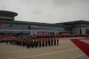 Tổng Bí thư, Chủ tịch Trung Quốc thăm chính thức Triều Tiên