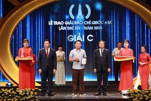 Báo Lao Động giành 4 Giải Báo chí Quốc gia 2018: Lan rộng những tấm gương sáng