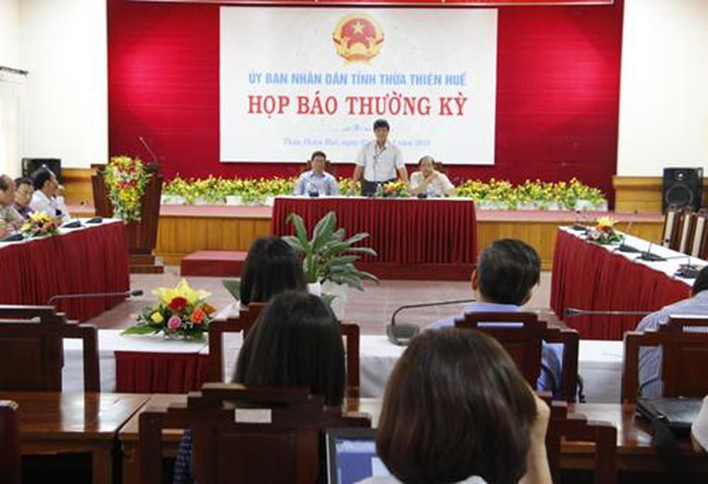 Thừa Thiên-Huế ra mắt kênh tương tác 'Chính quyền với báo chí'