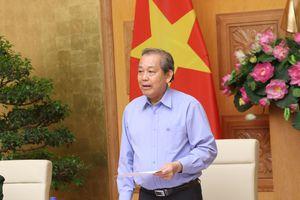 Phó Thủ tướng Thường trực chỉ đạo xử lý vụ sản xuất, buôn bán xăng giả của Trịnh Sướng