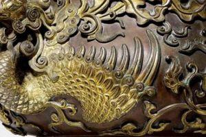 Lư hương của hoàng đế Trung Hoa được bán giá với giá kỷ lục
