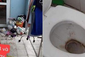 6 nữ sinh ra đường xinh đẹp lồng lộn nhưng về phòng ở bẩn kinh hoàng