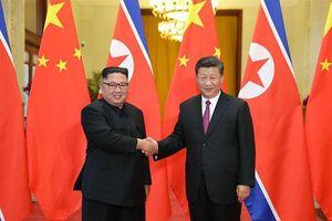 Chủ tịch Trung Quốc Tập Cận Bình thăm cấp nhà nước tới Triều Tiên