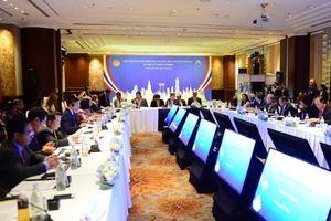 Phó Chủ tịch Quốc hội Uông Chu Lưu dự Cuộc gặp các lãnh đạo AIPA-ASEAN tại Thái-lan