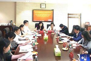 Thanh niên Việt Nam - Trung Quốc tăng cường giao lưu hợp tác