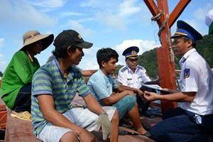 Sát cánh cùng ngư dân, chủ động phòng, chống tội phạm