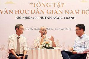 Công bố công trình 'Tổng tập Văn học dân gian Nam bộ'