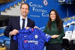 Petr Cech trở lại làm Giám đốc kỹ thuật Chelsea