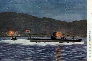 Giải mật vụ tàu ngầm Nhật bất ngờ tấn công Mỹ 1942