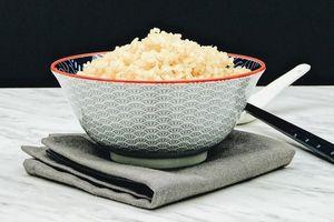 Bật mí cách nấu loại gạo đắt đỏ, khoảng 600.000 đồng/bát cơm